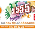 Energy Fitness Abonament de 5555 lei